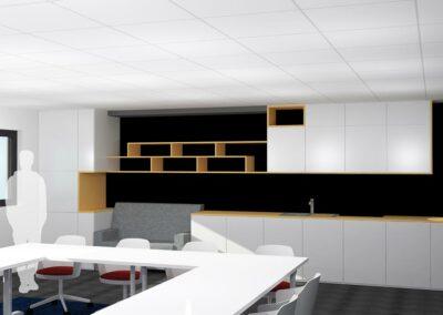 Création d'une salle de réunion